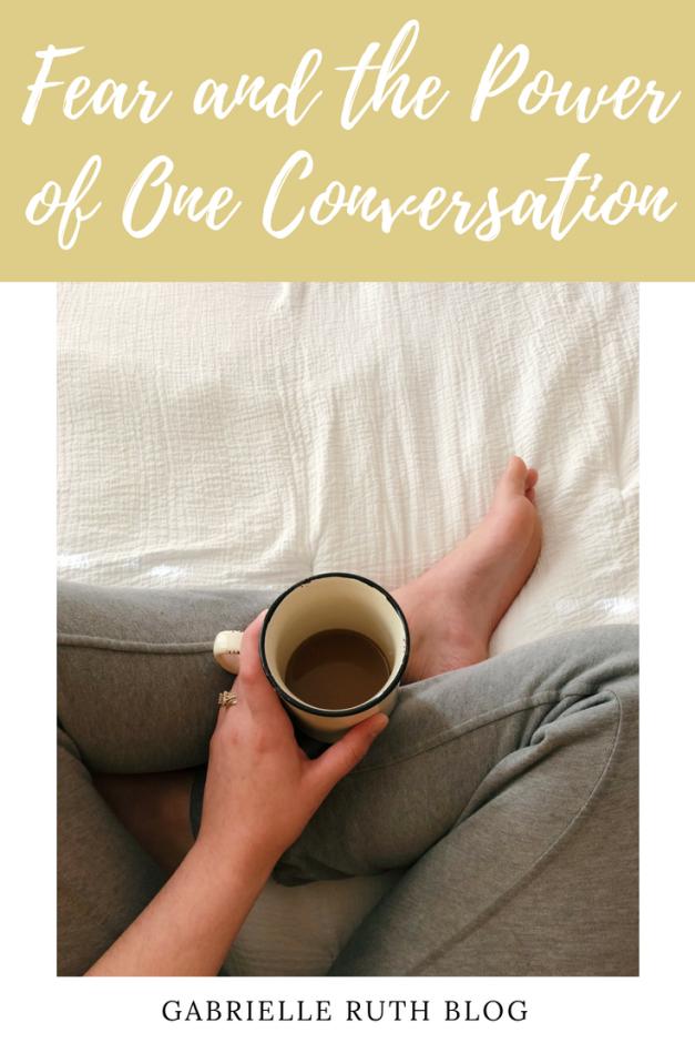 FearandthePowerofOneConversation